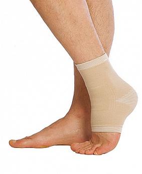 Nan 309 ограничитель бандаж на голеностопный сустав orto менисцит левого коленного сустава